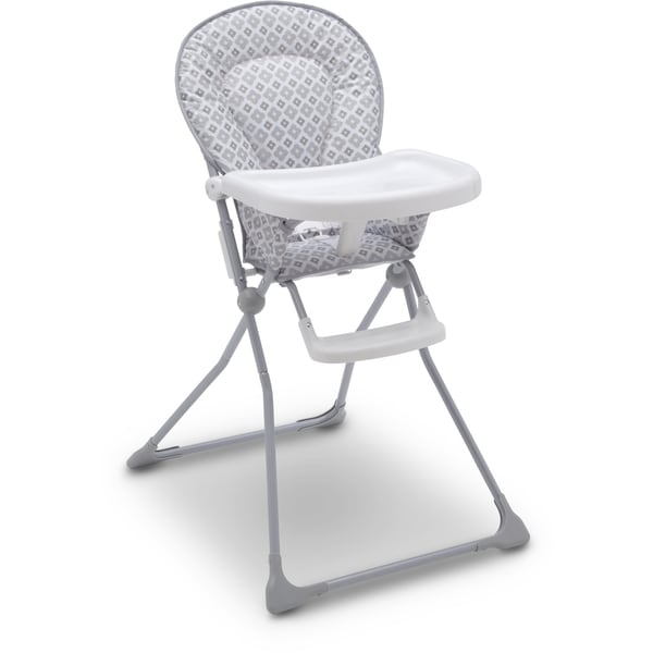 Shop Delta Ez Fold Glacier Metal Children S High Chair