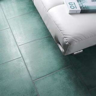 SomerTile 14.125x14.125-inch Symbol Riu Porcelain Floor and Wall Tile (8/Case, 11.3 sqft.)