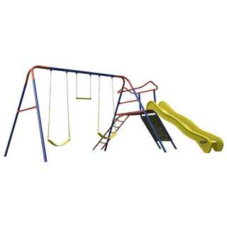 Lifetime Products Climb and Slide Playset