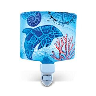 Puzzled Inc. Ocean Life Theme Dolphin Night Light