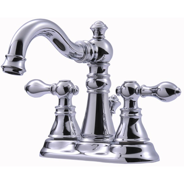 Shop Ultra Faucets Uf45110 Two Handle Chrome Victorian