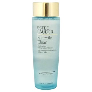 Estee Lauder 6.7-ounce Perfectly Clean Multi-Action Toning Lotion & Refiner