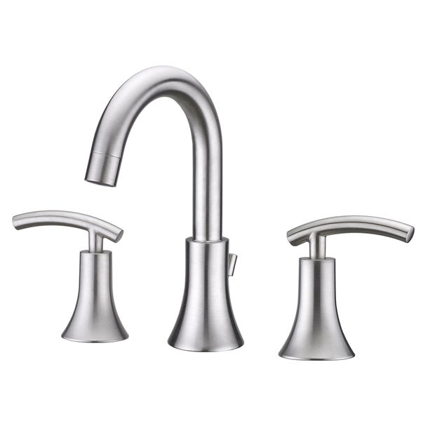 Shop Ultra Faucets Uf55313 Brushed Nickel Contemporary