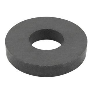 "Master Magnetics 07005 .75"" X .125"" Ceramic Ring Magnets 6 Count"