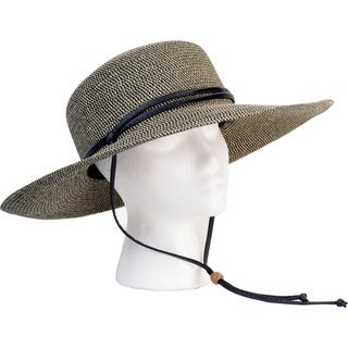 Sloggers 442SG Sage Wide Braided Hat