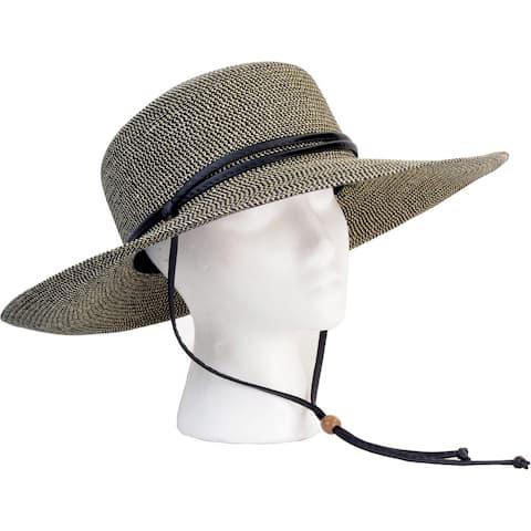 Sloggers 442SG Sage Wide Braided Hat