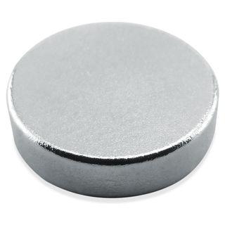 """Master Magnetics 07046 .472"""" X .118"""" Neodymium Disc Magnets 6 Count"""