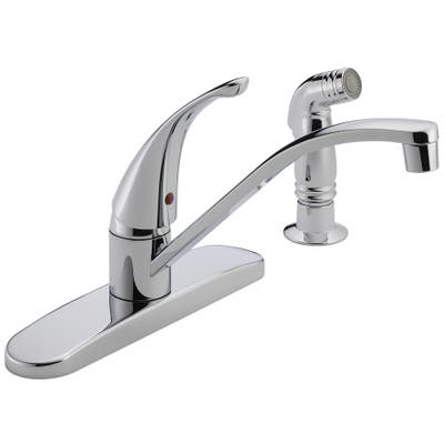Delta Kitchen Faucets.Buy Delta Faucets Kitchen Faucets Online At Overstock Our Best