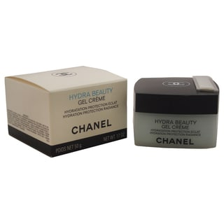 Chanel Hydra Beauty Gel Creme 1.7-ounce Hydration Protection Radiance
