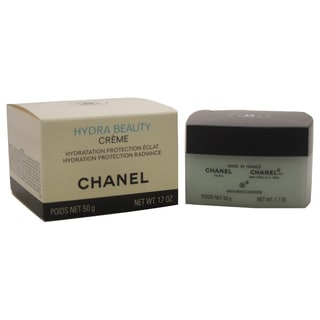 Chanel Hydra Beauty Creme 1.7-ounce Hydration Protection Radiance