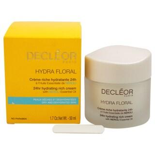 Decleor 1.7-ounce Hydra Floral 24hr Hydrating Rich Cream