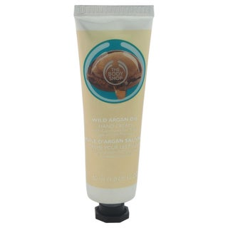 The Body Shop 1-ounce Wild Argan Oil Hand Cream