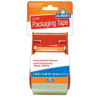 Elmer's 45101 Sticks Like Glue Elmer's Clear Packaging Tape