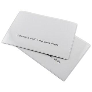"Master Magnetics 08152 4"" X 6"" Photo Pocket Magnet 2 Count"