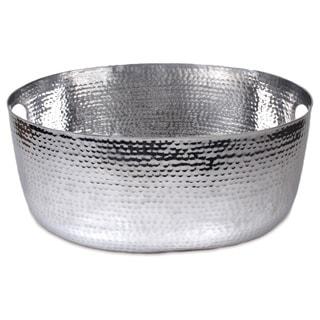 Silver Aluminum Beverage Tub