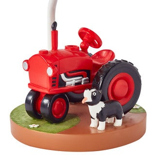 Fantasy Fields Happy Farm Polyresin Table Lamp