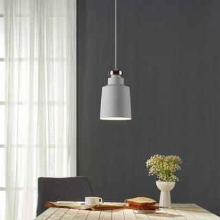 Versanora Lumiere Pendant Light With Silver Inner Finish