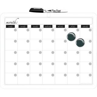 "Rose Art CYM19 11"" X 14"" Dry Erase Calendar"
