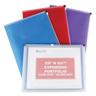 C Line Products Inc 99480 Zip N Go Expanding Portfolio Assorted