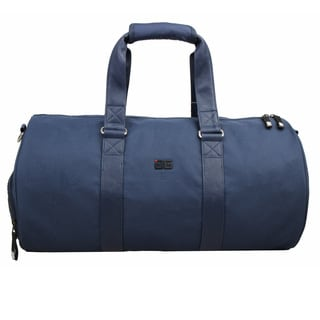 AfterGen City Sports Navy Blue Duffel Bag