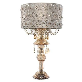 Jeweled Blossoms Champagne Glass and Metal 24-inch Table Lamp|https://ak1.ostkcdn.com/images/products/12839006/P19604198.jpg?impolicy=medium