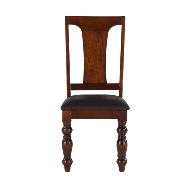 Chatham Downs Solid Mango Wood Dining Chair (Set of 2)