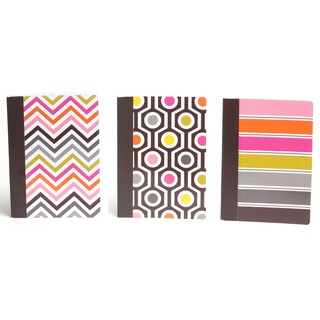 "Carolina Pad 20612 3.75"" X 5.5"" Hot Chocolate Purse Notebook Assorted Designs"