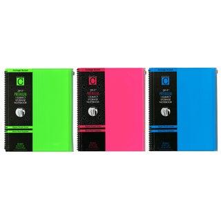 "Carolina Pad 93025 11.25"" X 9.25"" One Subject Notebook"