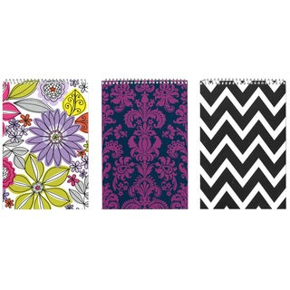 "Carolina Pad 94560 6"" X 9"" Fashion Value Steno Notebook"