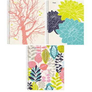 MeadWestvaco 07154 1 Subject Eco Notebook