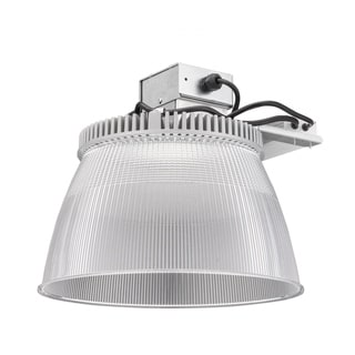 Lithonia Lighting JCBL 18000LM MVOLT GZ10 50K 70CRI PM HC6 5000K Round LED High Bay with 6 ft. Male Hook Cord