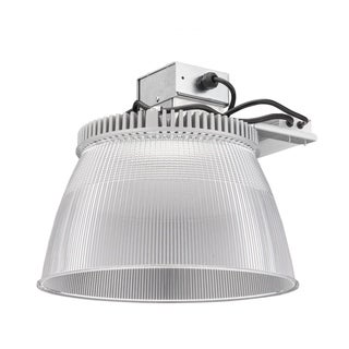 Lithonia Lighting JCBL 18000LM MVOLT GZ10 40K 70CRI PM HC6 4000K Round LED High Bay with 6 ft. Male Hook Cord