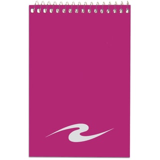 """Roaring Spring Paper Company 14018 4"""" X 6"""" Narrow Ruled Memo Notebook Assorted Colors"""