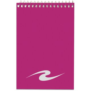 "Roaring Spring Paper Company 14018 4"" X 6"" Narrow Ruled Memo Notebook Assorted Colors"