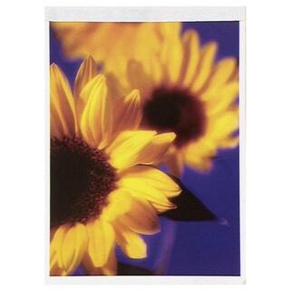 "MeadWestvaco 45392 5.77"" x 5.88"" Floral Tablet"