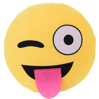 BH Toys Emoji Naughty Face Mini Expression Plush