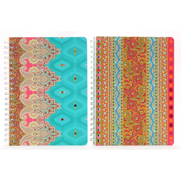 "Carolina Pad 31333 7"" X 5"" Taj Mahal Personal Book Assorted Styles"