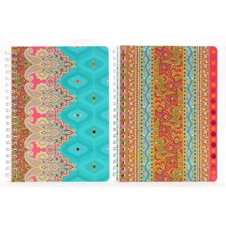 "Carolina Pad 31333 7"" X 5"" Taj Mahal Personal Book Assorted Styles"
