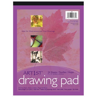 "Pacon 4735 9"" X 12"" Drawing Pad 24 Count"