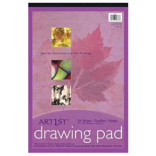 "Pacon 4737 12"" X 18"" Drawing Pad 24 Count"