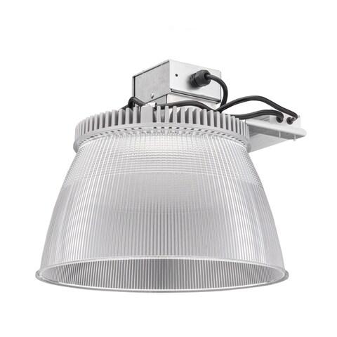 Lithonia Lighting JCBL 24000LM MVOLT GZ10 50K 70CRI PM HC6 5000K Round LED High Bay with 6 ft. Male Hook Cord