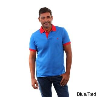 Medardo Martin Men's Cotton Polo with Undershirt (More options available)