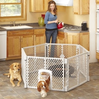 North States Petyard Passage 6-panel Pet Gate