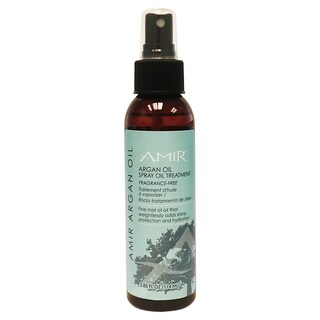 Amir Argan Oil Spray 3.85-ounce Oil Treatment