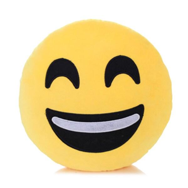 Emoji Mini Laugh Out Loud Face Expression Plush