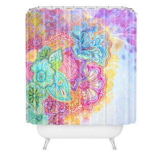 Stephanie Corfee Flourish Shower Curtain