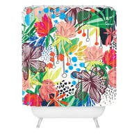 Khristian A Howell Honduras Shower Curtain