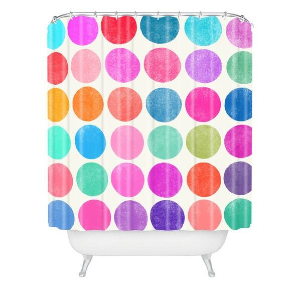 Garima Dhawan Colorplay 8 Shower Curtain