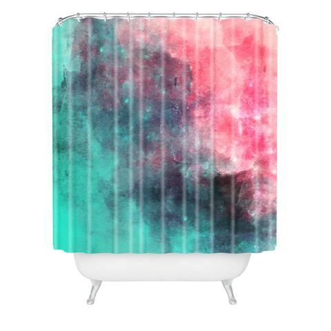 Allyson Johnson Cotton Candy Shower Curtain