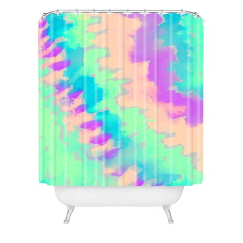 Rebecca Allen Some Kind Of Wonderful Shower Curtain